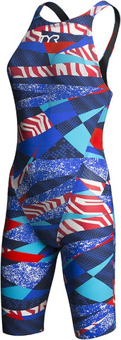TYR WOMEN'S AVICTOR PRELUDE OPEN BACK SWIMSUIT