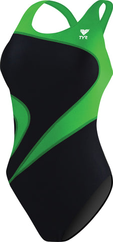TYR WOMEN'S ALLIANCE T-SPLICE MAXFIT SWIMSUIT