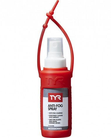 TYR 0.5 OZ. ANTI-FOG SPRAY W/ CASE