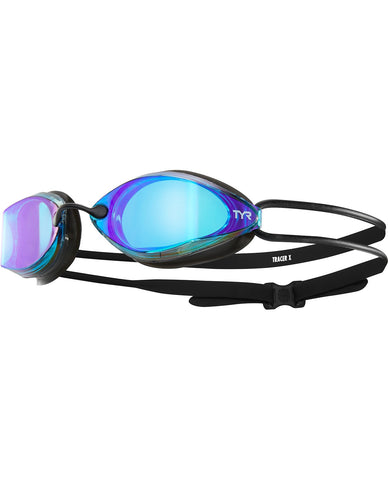 TYR TRACER-X RACING MIRRORED NANO GOGGLES