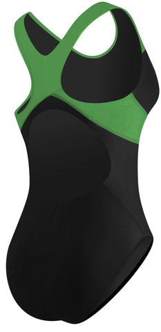 49e4f640f5 TYR WOMEN'S ALLIANCE T-SPLICE MAXFIT SWIMSUIT – Serious Swimming