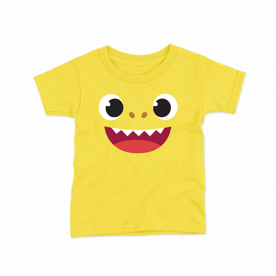 Baby Shark Live! - Baby Shark - Yellow Toddler Tee