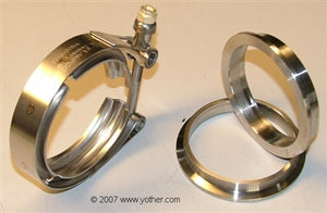 "3"" Stainless Steel V-Band Kit"