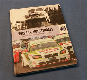 Volvo in Motorsports Book