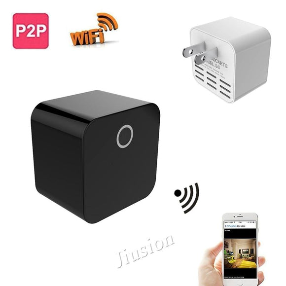 Mini Spy Hidden Camera USB 1080P with Motion Detection