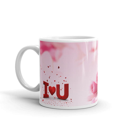 Beautiful Love Tea and Coffee Mug by Mister Fab - Mister Fab