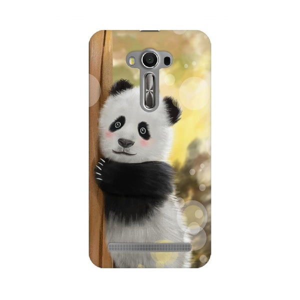 Cute Innocent Panda Asus Mobile Phone Cover - Mister Fab