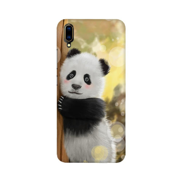 Cute Innocent Panda Vivo Mobile Phone Cover - Mister Fab
