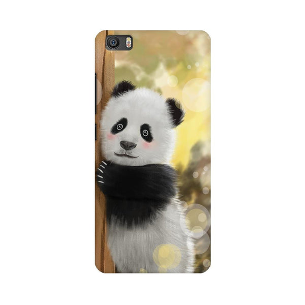 Cute Innocent Panda Xiaomi Mobile Phone Cover - Mister Fab