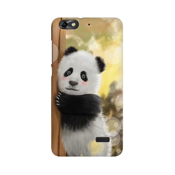 Cute Innocent Panda Huawei Mobile Phone Cover - Mister Fab