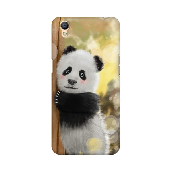 Cute Innocent Panda Oppo Mobile Phone Cover - Mister Fab