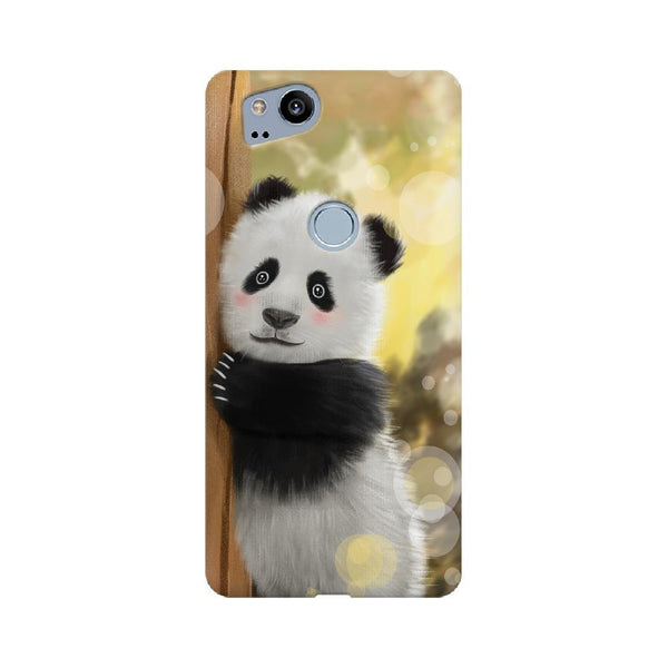 Cute Innocent Panda Google Mobile Phone Cover - Mister Fab