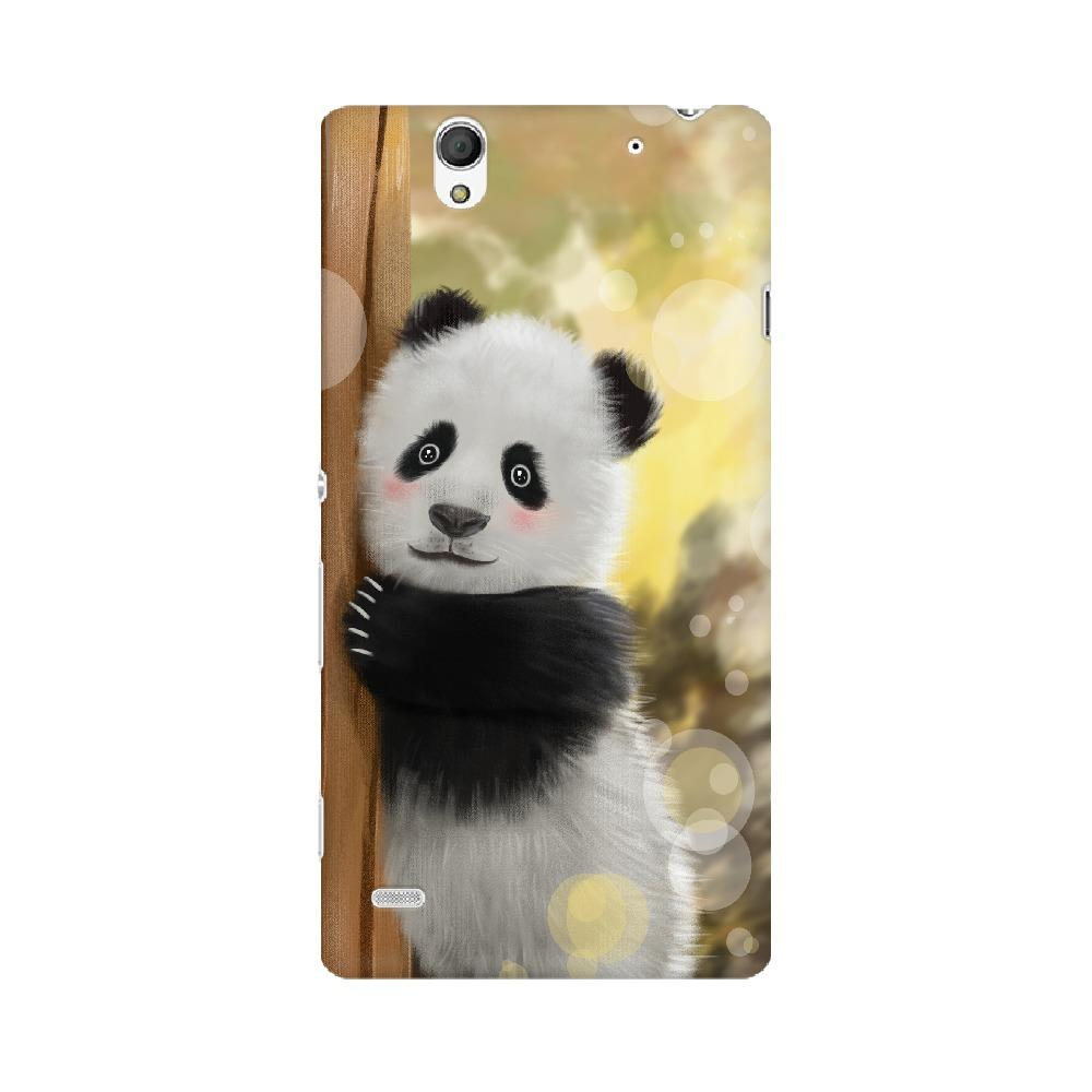 Cute Innocent Panda Sony Mobile Phone Cover - Mister Fab