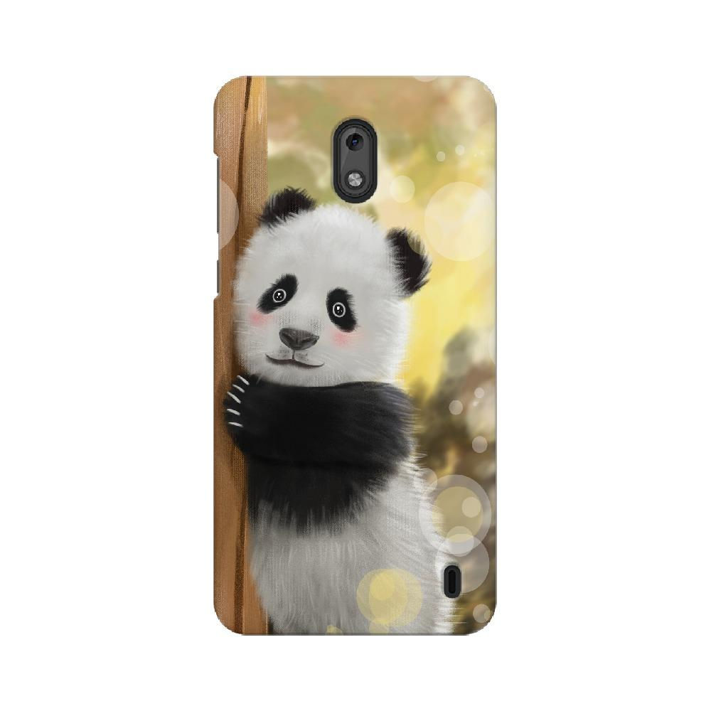 Cute Innocent Panda Nokia Mobile Phone Cover - Mister Fab