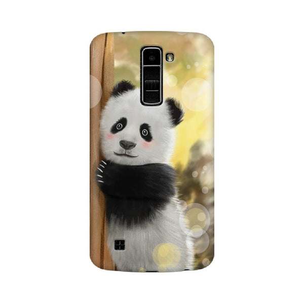Cute Innocent Panda LG Mobile Phone Cover - Mister Fab