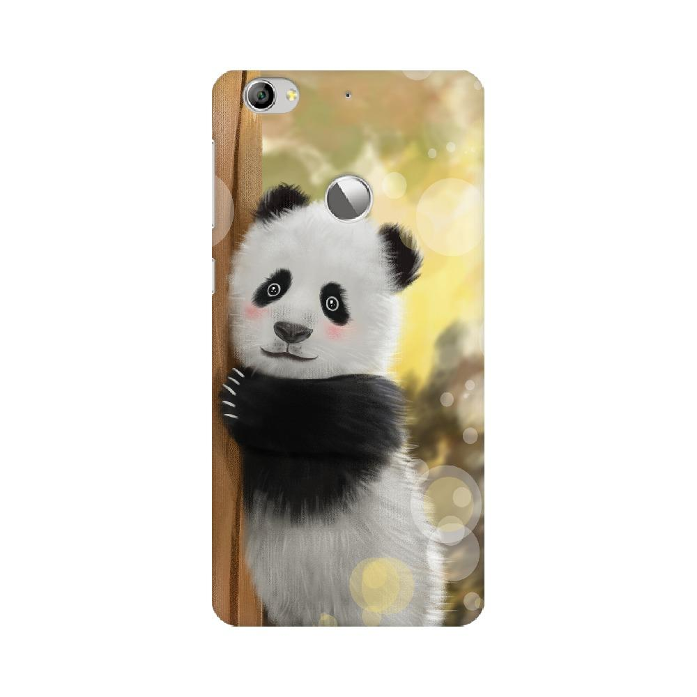 Cute Innocent Panda LeEco Mobile Phone Cover - Mister Fab