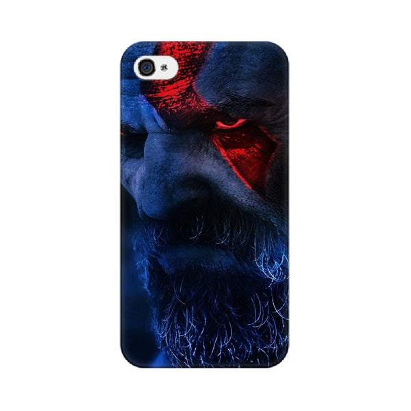 God Of War Apple Mobile Phone Cover - Mister Fab