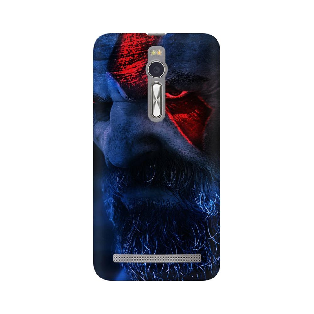 God Of War Asus Mobile Phone Cover - Mister Fab