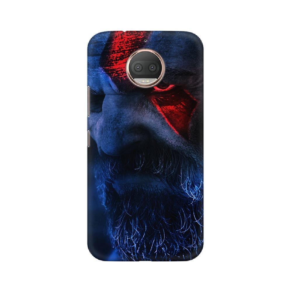 God Of War Motorola Mobile Phone Cover - Mister Fab