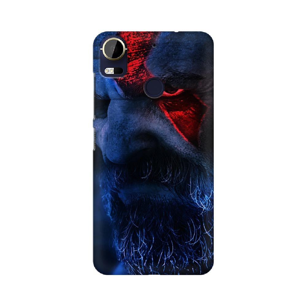 God Of War HTC Mobile Phone Cover - Mister Fab