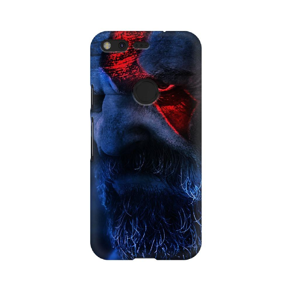 God Of War Google Pixel Mobile Phone Cover - Mister Fab