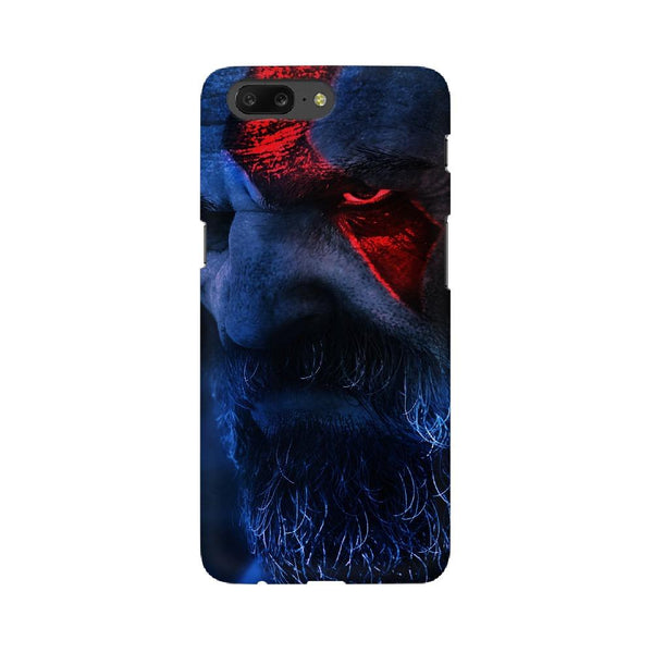 God Of War OnePlus Mobile Phone Cover - Mister Fab