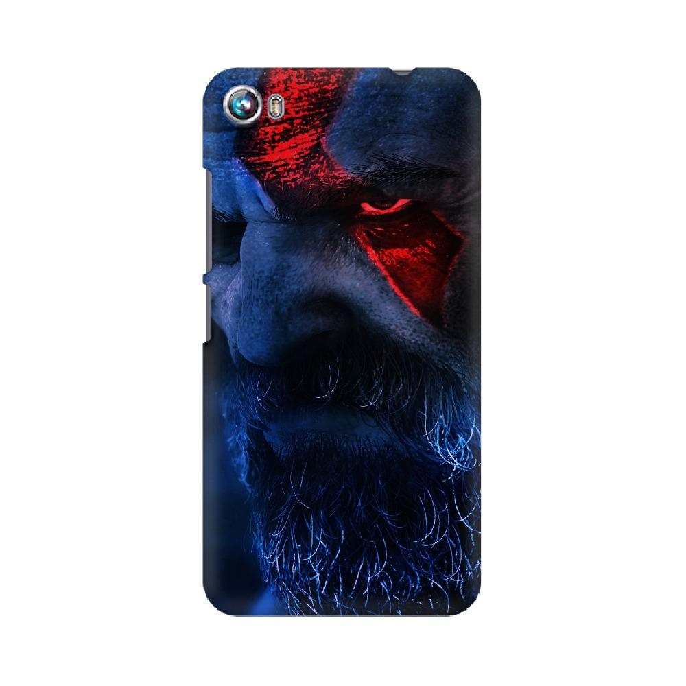 God Of War Micromax Mobile Phone Cover - Mister Fab