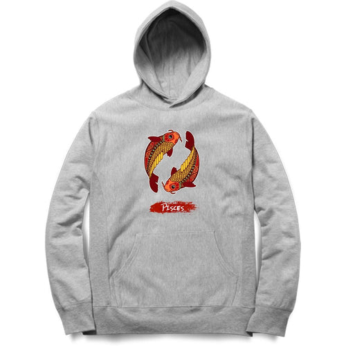 Pisces Unisex Hoodie - Mister Fab