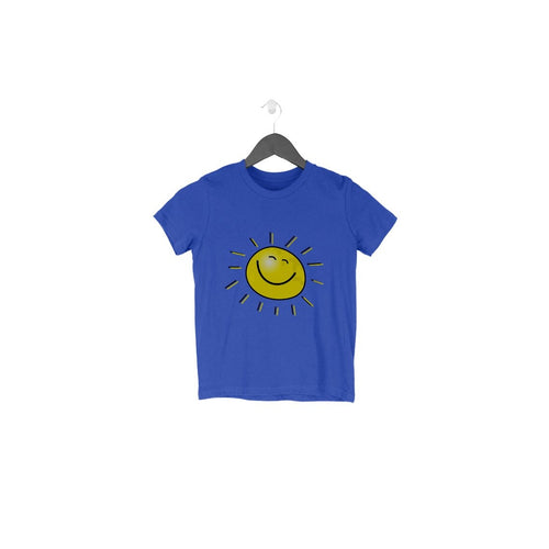 Happy Sun Toddler T-Shirt - Mister Fab