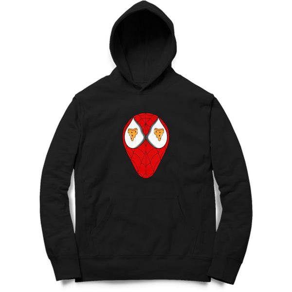 Spiderman Loves Pizza Hoodie - Mister Fab