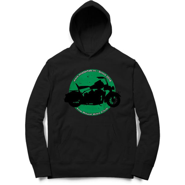 The Royal Bike Club Hoodie - Mister Fab