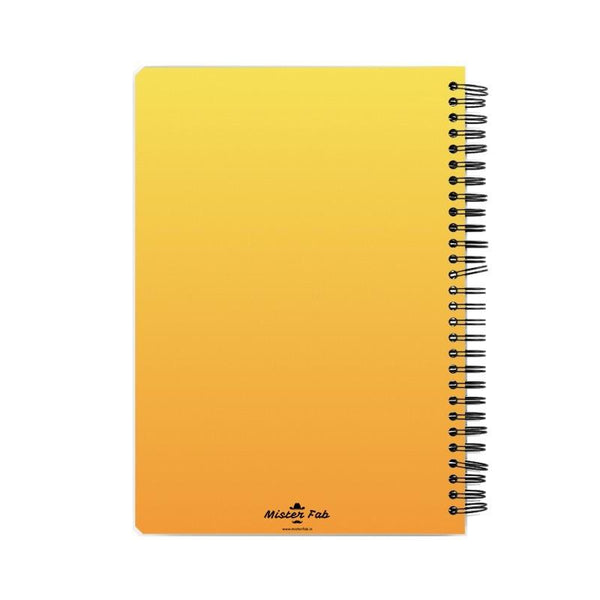 Namo Again Wiro Bound Notebook - Mister Fab