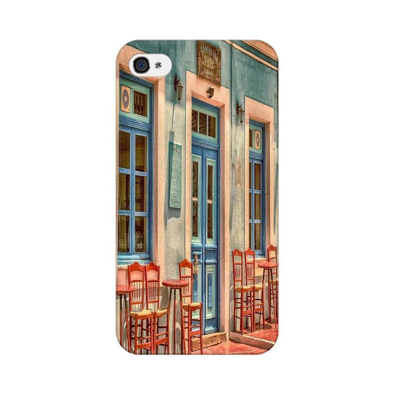 Mister Fab Vintage Cafe Apple iPhone Mobile Covers - Mister Fab