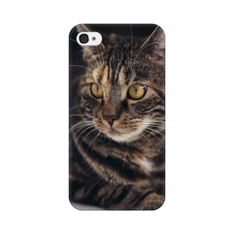 Mister Fab Cat Apple iPhone Mobile Covers - Mister Fab