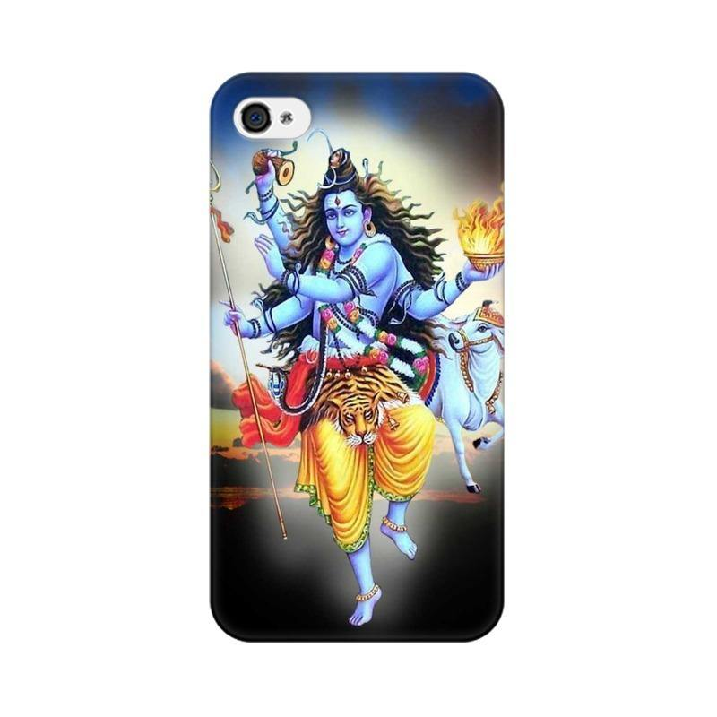Mister Fab Lord Shiva Apple iPhone Mobile Covers - Mister Fab