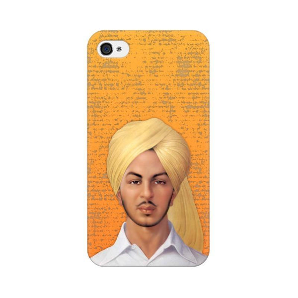 Mister Fab Bhagat Singh Apple iPhone Mobile Covers - Mister Fab