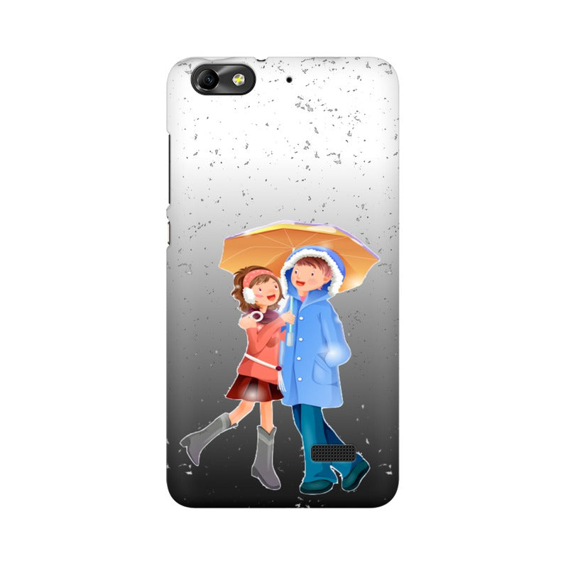 Mister Fab Monsoon Huawei  Mobile Covers - Mister Fab