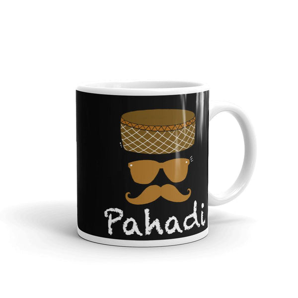Pahadi Coffee and Tea Mug - Mister Fab