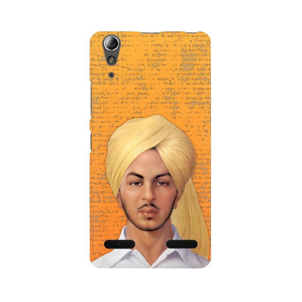 Mister Fab Bhagat Singh Lenovo Mobile Covers - Mister Fab
