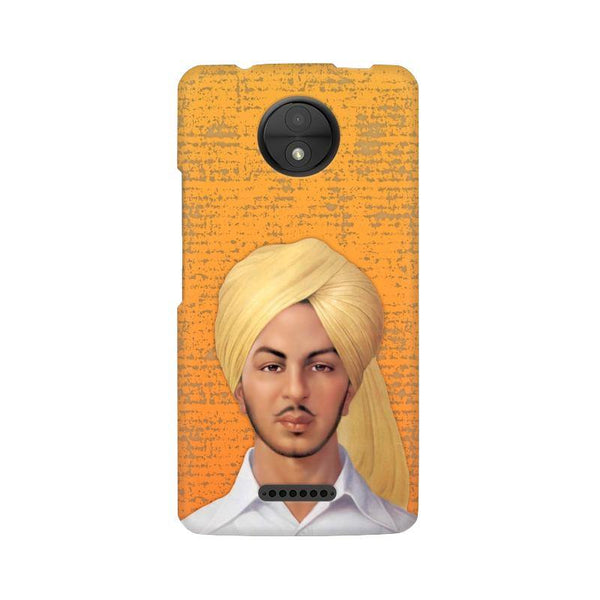 Mister Fab Bhagat Singh Moto Mobile Covers - Mister Fab