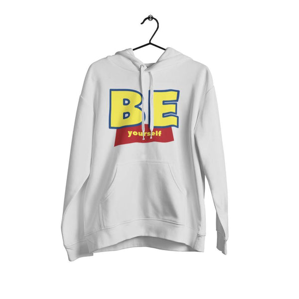 Be Yourself Hoodie - Mister Fab