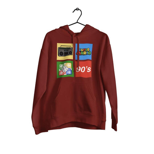 90s Vibes Hoodies - Mister Fab