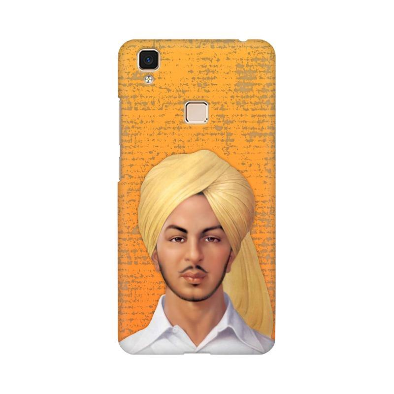 Mister Fab Bhagat Singh Vivo Mobile Covers - Mister Fab