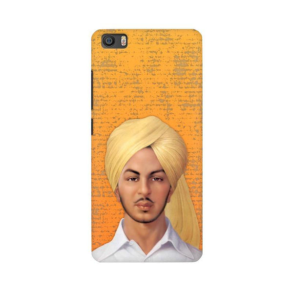 Mister Fab Bhagat Singh Xiaomi Mobile Covers - Mister Fab