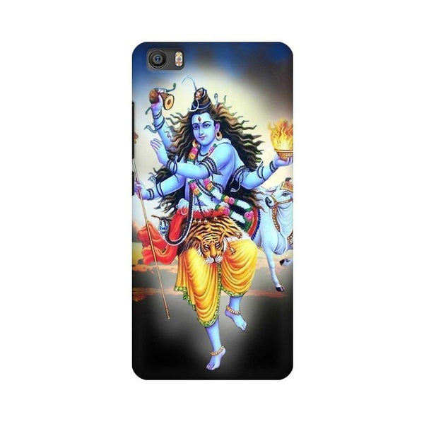 Mister Fab Lord Shiva Xiaomi Mobile Covers - Mister Fab
