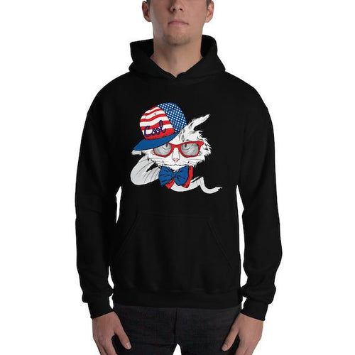 Cool Cat Unisex Hoodie - Mister Fab