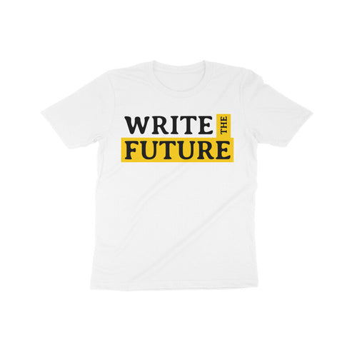 Write Future and Back to School Kids T-shirt - Mister Fab