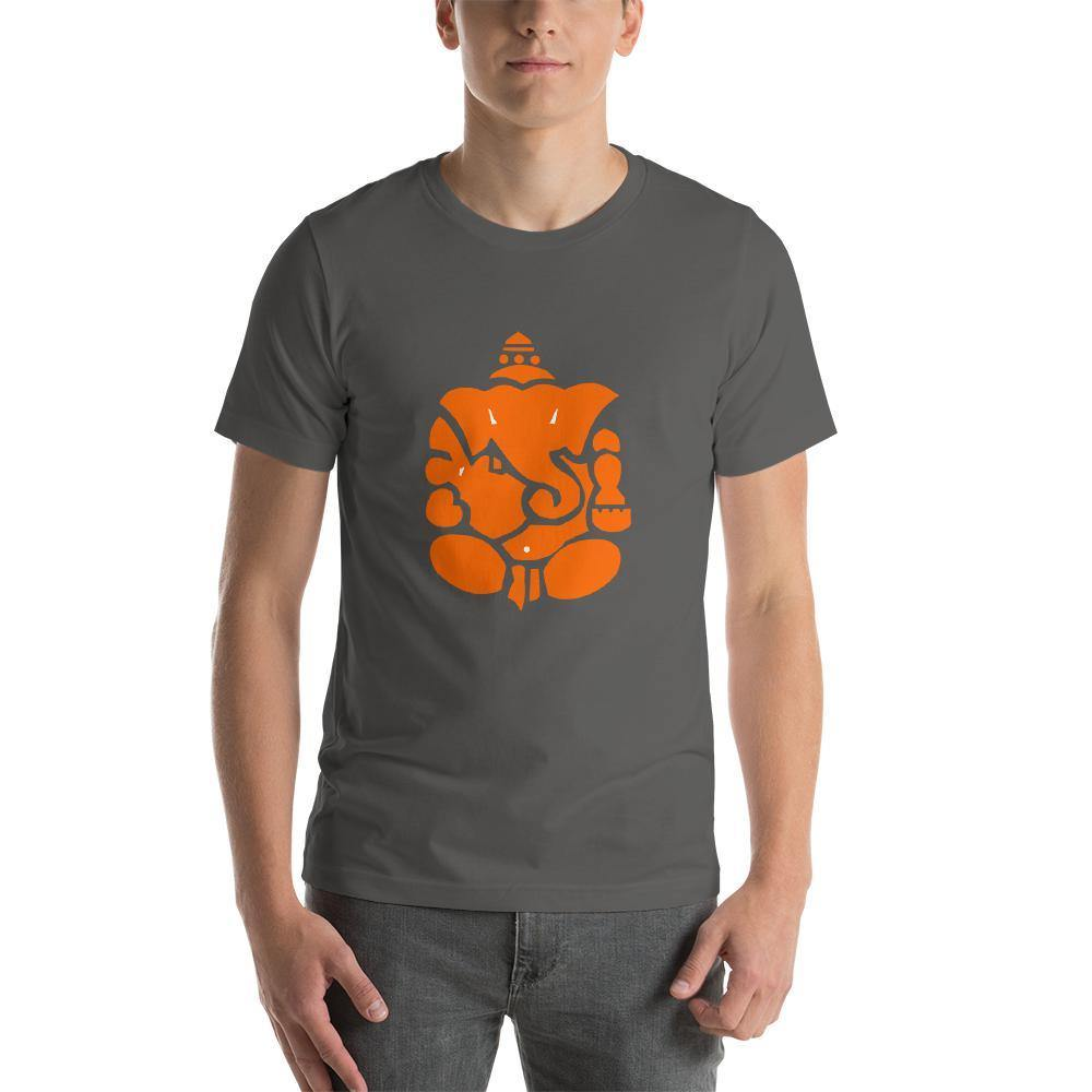 Lord Ganesha Men Round Neck T-Shirts - Mister Fab