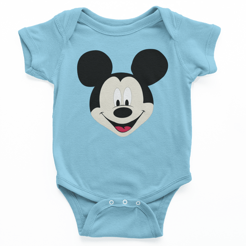 Mickey Mouse Kids Romper - Mister Fab