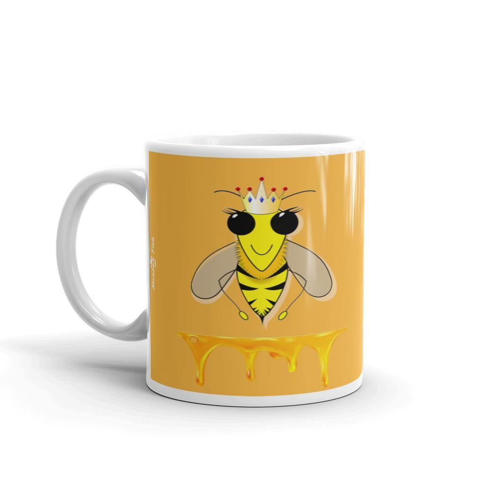 Honey Bee Coffee Mug - Mister Fab